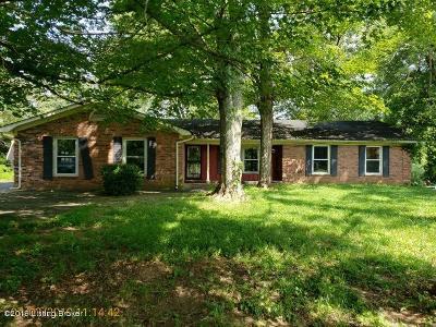 La Grange Single Family Home For Sale: 3009 W Highway 42