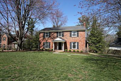 Louisville Single Family Home For Sale: 403 Rolling Ln