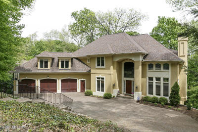 Louisville Single Family Home For Sale: 2905 Cliffwynde Trace