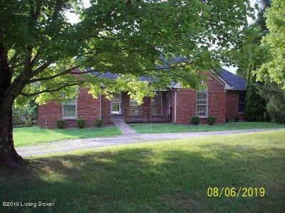 La Grange Single Family Home Active Under Contract: 3715 Echo Valley Cir