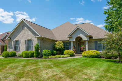 Single Family Home For Sale: 9716 Forestwood Dr