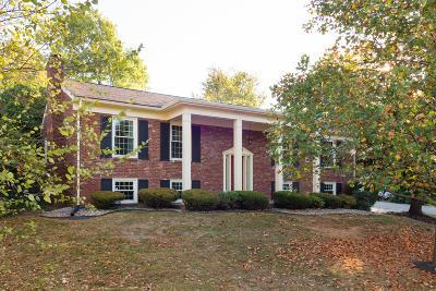 Louisville Single Family Home For Sale: 3209 Five Oaks Pl