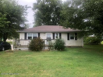 Henry County Single Family Home For Sale: 306 Woods Pike