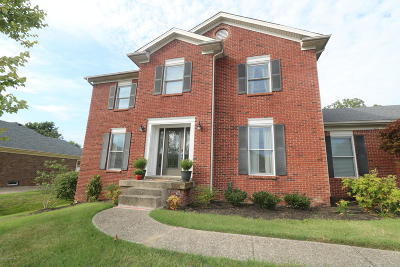 Oldham County Single Family Home For Sale: 12307 Warner Dr