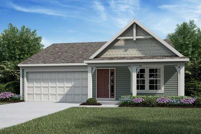 Shelbyville Single Family Home For Sale: 136 Birchwood Cir
