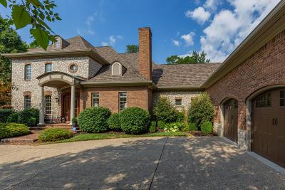 Single Family Home For Sale: 3702 River Farm Cove