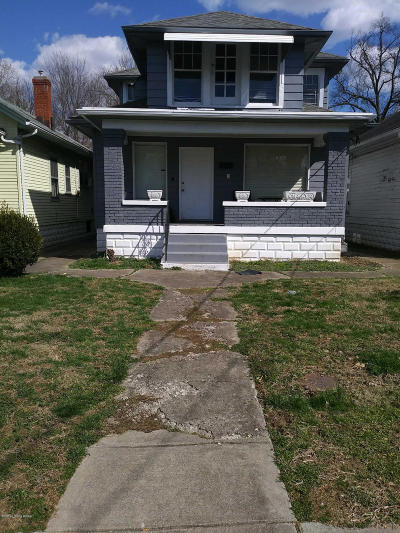 Louisville Multi Family Home For Sale: 743 S 42nd