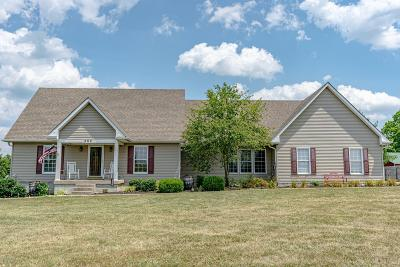 Taylorsville Single Family Home For Sale: 352 Peterson Dr