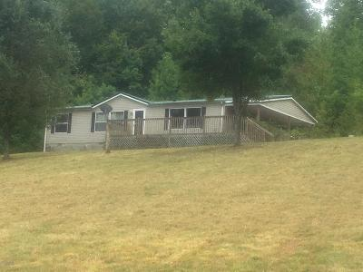 Caneyville KY Single Family Home For Sale: $89,000