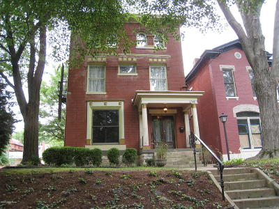 Louisville Single Family Home For Sale: 1348 S 2nd St