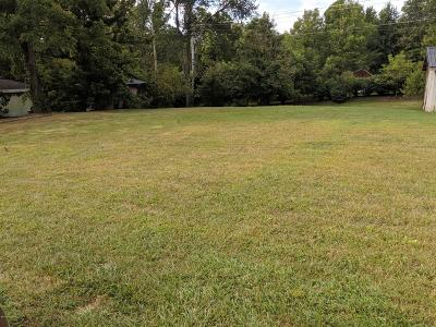 Shelbyville Residential Lots & Land For Sale: 31 Wallace Ave