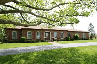 Louisville Single Family Home For Sale: 16510 Aiken Rd