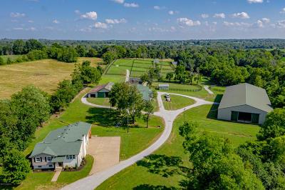 Henry County Farm For Sale: 7125 Smithfield Rd