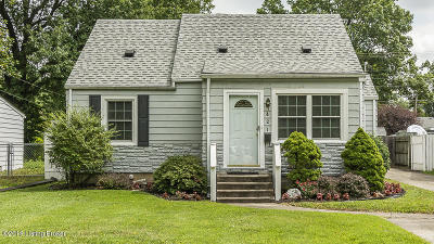 Single Family Home For Sale: 421 Virginia Ave