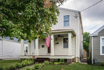 Louisville Single Family Home For Sale: 1225 Schiller Ave