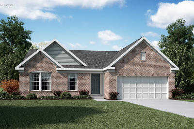 Single Family Home For Sale: 15938 Long Meadow Way