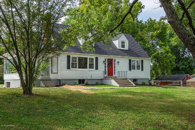 Taylorsville Single Family Home For Sale: 540 Townhill Rd