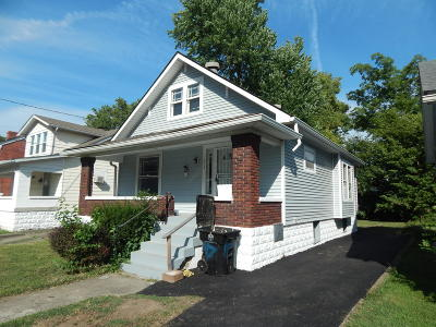 Louisville Single Family Home For Sale: 119 N Longworth Ave