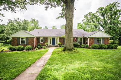 Louisville Single Family Home For Sale: 205 Daleview Ln