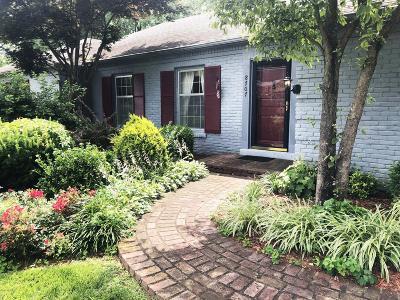 Louisville Single Family Home For Sale: 8707 Banbridge Rd
