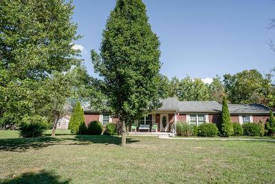 Shepherdsville Single Family Home For Sale: 1575 Beech Grove Rd