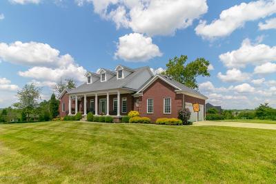 Single Family Home For Sale: 169 Kingsmill Dr