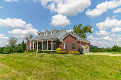 Spencer County Single Family Home For Sale: 169 Kingsmill Dr