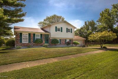 Louisville Single Family Home For Sale: 4501 Gibraltar Dr