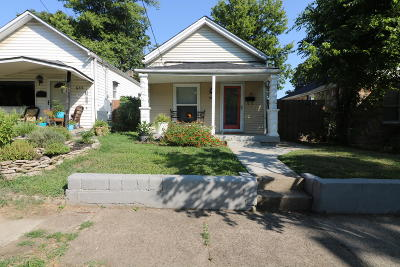 Louisville Single Family Home For Sale: 637 Lynn St