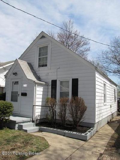 Single Family Home For Sale: 3719 Kahlert Ave