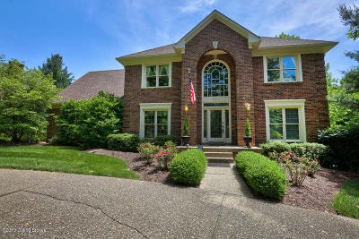 Prospect Single Family Home For Sale: 6611 Harrods View Cir