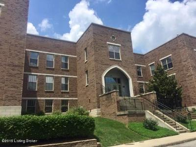 Louisville Condo/Townhouse For Sale: 1915 Wrocklage Ave #208