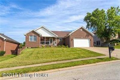 Jeffersonville Single Family Home For Sale: 3012 New Chapel Rd
