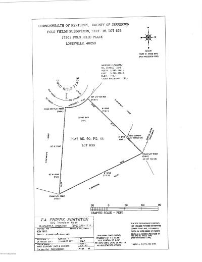 Louisville Residential Lots & Land For Sale: 17201 Polo Hills Pl