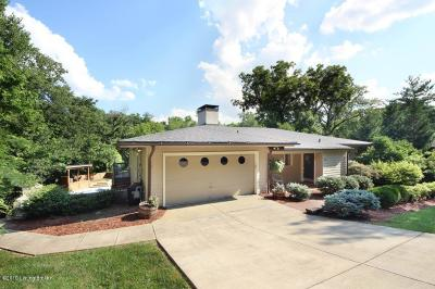 Louisville Single Family Home For Sale: 731 Middle Way