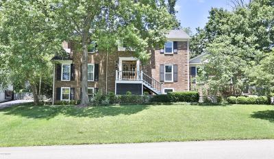 Louisville Single Family Home For Sale: 5403 Pueblo Rd