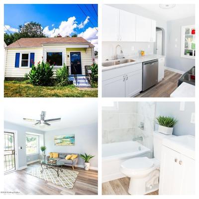 Single Family Home For Sale: 903 Livingston Ave