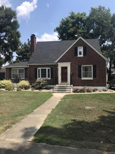 Single Family Home For Sale: 531 N Fourth St