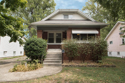 Louisville Single Family Home For Sale: 4529 S 3rd St
