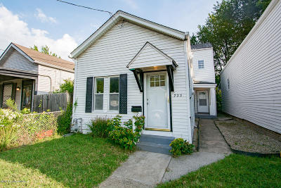 Louisville KY Single Family Home For Sale: $174,900