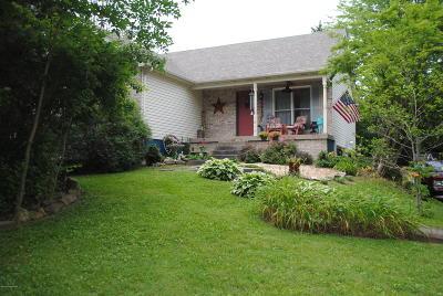 La Grange Single Family Home For Sale: 1817 Bass Cir