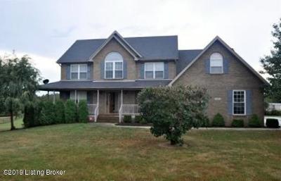 Hardin County Single Family Home For Sale: 212 Saddlebag Ct