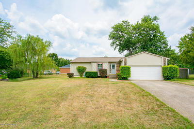 Single Family Home For Sale: 2404 Ruth Haven Ct