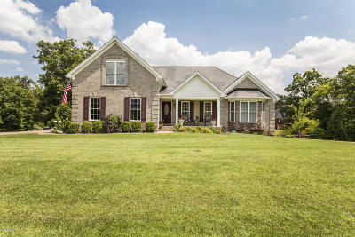 La Grange Single Family Home For Sale: 3064 Fallen Wood Ln