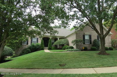 Louisville Single Family Home For Sale: 9803 Silky Dogwood Ct