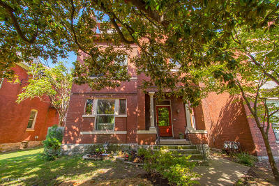 Louisville Single Family Home For Sale: 1208 S 1st St