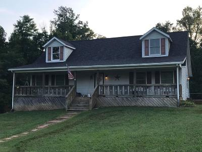 Trimble County Single Family Home For Sale: 63 Garriott Ct