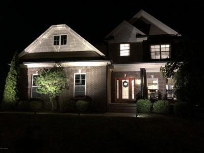 La Grange Single Family Home For Sale: 1209 Deer Fields Trace