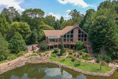 Single Family Home For Sale: 8040 N Saint Joseph Rd