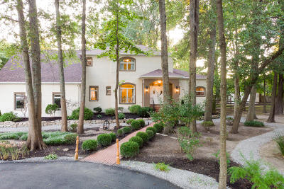 Single Family Home For Sale: 11511 Cedardale Rd
